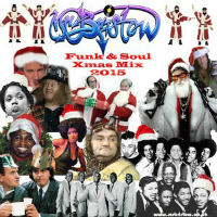 Funk Soul Xmas Mix 2015 Mr Bristow