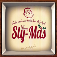 Merry Sly-Mas Shaka Loves You