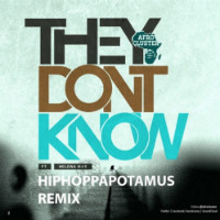 Hiphoppapotamus Afro Cluster They Don't Know remix