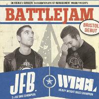 JFB WBBL Battlejam Dr Hooka