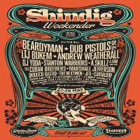 Shindig Weekender Ghetto Funk