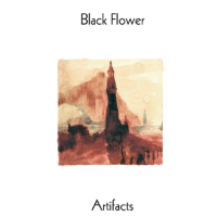 artifacts-black-flower