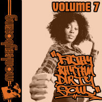 Filthy Rhythm Dirty Soul Vol 7 monkeyboxing