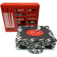 Portable J Dilla turntable