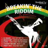 BREAKBEAT PARADISE:  Breakin' The Riddim