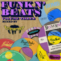 BOMBSTRIKES:  Funk N' Beats Vol. 3 - Featurecast