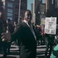 LEE FIELDS:  Make The World Better (2017) President's Day protest video