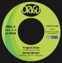 DEEP BREEZ: Project Draw b/w Hammer (2017)