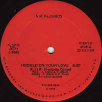 ALEEM:  Hooked On Your Love (DON DAYGLOW edit)(2017) Free download