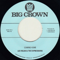 LEE FIELDS:  I'm Coming Home b/w Precious Love (Vinyl 7