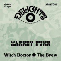 MARKEY FUNK:  Witch Doctor (vinyl 7
