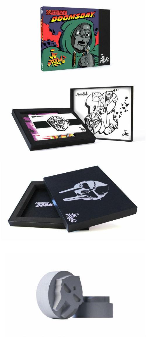 DOOM seven inch boxset