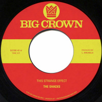 THE SHACKS:  This Strange Effect (Vinyl 7