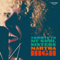 MARTHA HIGH:  'Mama Feelgood' audio premiere (2017)