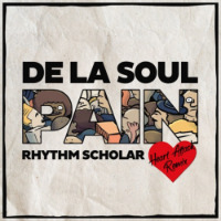 DE LA SOUL:  Pain (RHYTHM SCHOLAR Heart Attack Remix)(2017) Free download