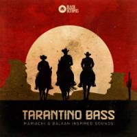 BASEMENT FREAKS:  Tarantino Bass Sample Pack (Black Octopus)
