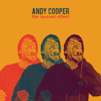 ANDY COOPER:  The Layered Effect (Vinyl LP)