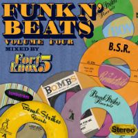 BOMBSTRIKES: Funk N' Beats Vol. 4 – FORT KNOX FIVE(2017)