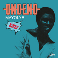 ONDENO: Mayolye (Original single version?)? b?/?w Mayolye (Nik Weston official Mukatsuku edit?)? (12