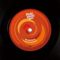 BANDERAS:  Tema De Banderas b/w Banderas Mambo Vinyl 7