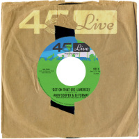 ANDY COOPER & DJ FORMAT:  Get On That (Re-layered) Vinyl 7