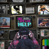 DEL & AMP LIVE feat. ADULT KARATE:  Help