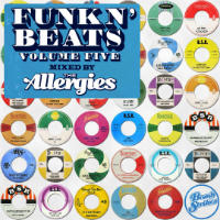 BOMBSTRIKES:  Funk N Beats Vol. 5 - THE ALLERGIES