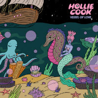 HOLLIE COOK:  Ghostly Fading