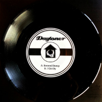 DAYTONER:  Second Stomp (Vinyl 7