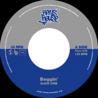 DJAR ONE:  Beggin' b/w Stranger In My Arms (Vinyl 7
