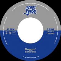DJAR ONE:  Beggin' b/w Stranger In My Arms (Vinyl 7