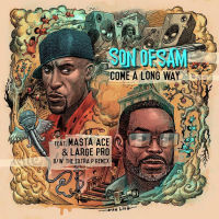 SON OF SAM feat. MASTA ACE & LARGE PROFESSOR:  Come A Long Way (Vinyl 7