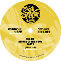 SOUL DYNAMITE 002:  Return Of The B-Boy (MR LIF)(Vinyl 7