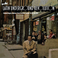ROCAFORT RECORDS: Latin Underground Revolution 1967-1978 (triple 45 boxset)
