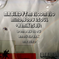 MR BIRD feat. MELO-D-MELO: Mind, Body & Soul Remix EP (B.I.R.D. 001)