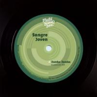SANGRE JOVEN:  Zamba Zamba + VOODOOCUTS edit (Vinyl 7