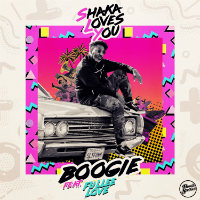 SHAKA LOVES YOU feat. FULLEE LOVE:  Boogie