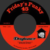 DAYTONER:  Apache Street/ Michael's Incredible Twin (Vinyl 7