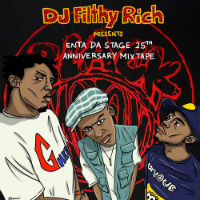 DJ FILTHY RICH:  Black Moon 25th Anniversary Mixtape