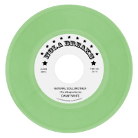NOLA BREAKS V8: Natural Soul Brother (THE ALLERGIES remix) b/w Meters Medley Pt. 1 (PROFESSOR SHORTHAIR mix) (Vinyl 7?)