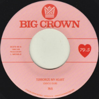 79.5:  Terrorize My Heart (Disco Dub) b/w TALL BLACK GUY Bounce Remix (Vinyl 7