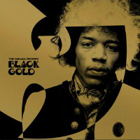 TOM CARUANA presents: Black Gold (WU-TANG vs JIMI HENDRIX) Ltd. black and gold vinyl  LP