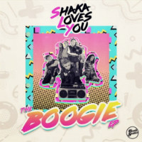 SHAKA LOVES YOU:  Boogie EP