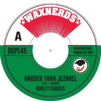 WAXNERDS:  Harder Than Jezahel/ Mob Fire (Vinyl 7