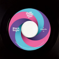 BLACK SUGAR:  Viajecito/ Too Late (Vinyl 7