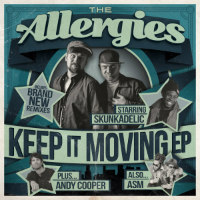 THE ALLERGIES:  Keep It Moving EP