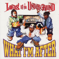 LORDS OF THE UNDERGROUND feat. REDMAN:  What I'm After (TOY BEATS REMIX) Free download