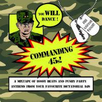 THE ALLERGIES: Commanding 45s Mixtape