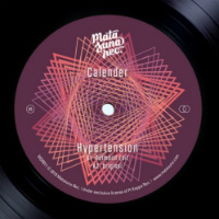 CALENDER: Hypertension (+ HOTMOOD edit)/ Ritmo Latino (+ VOODOOCUTS edit) (Vinyl 12