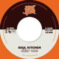 DJAR ONE: Soul Kitchen b/w The Changeling (Vinyl 7